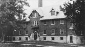 1928 Building exterior